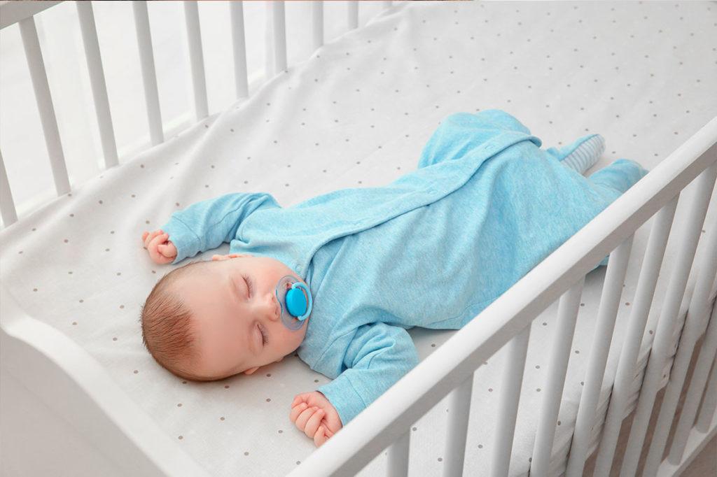 como dormir a un bebé recién nacido