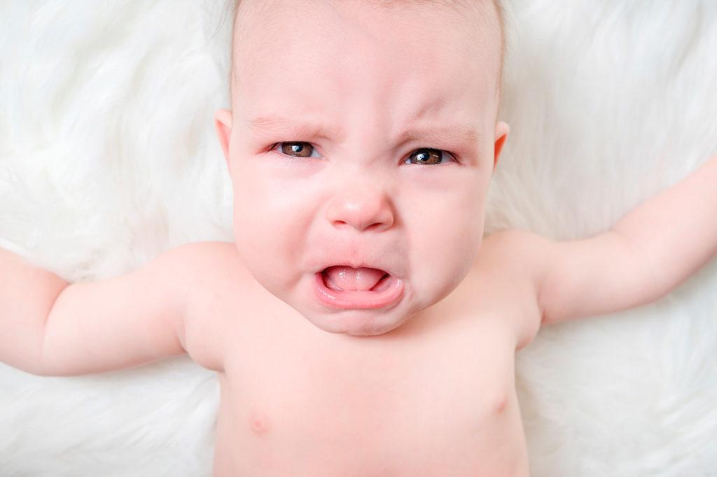 Cómo aliviar los cólicos del recién nacido