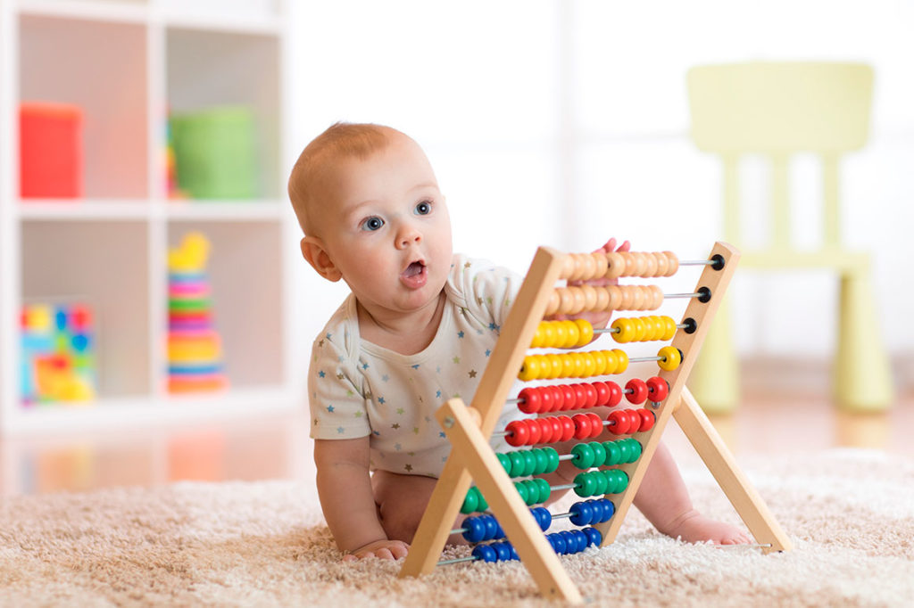 Diferentes actividades para hacer con bebés de 0 a 1 año