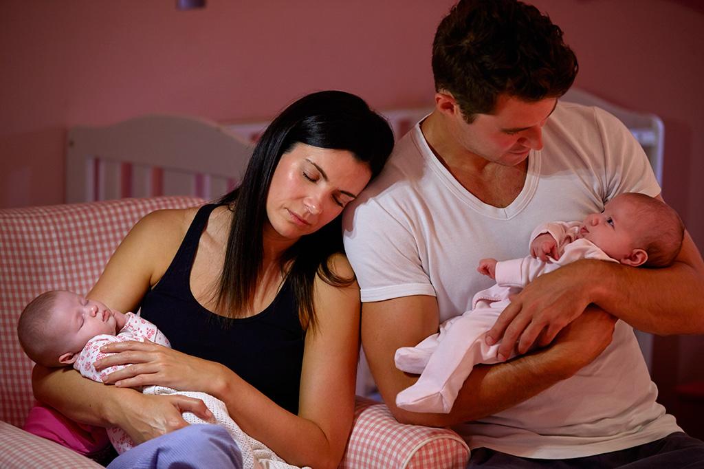 ¿Qué tipo de ayudas hay por parto múltiple y familia numerosa?
