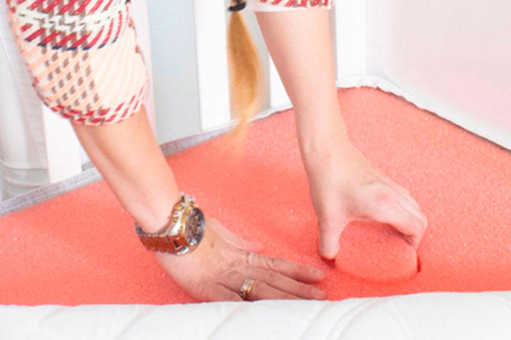 BabyKeeper® garantiza la seguridad y minimiza los riesgos del descanso