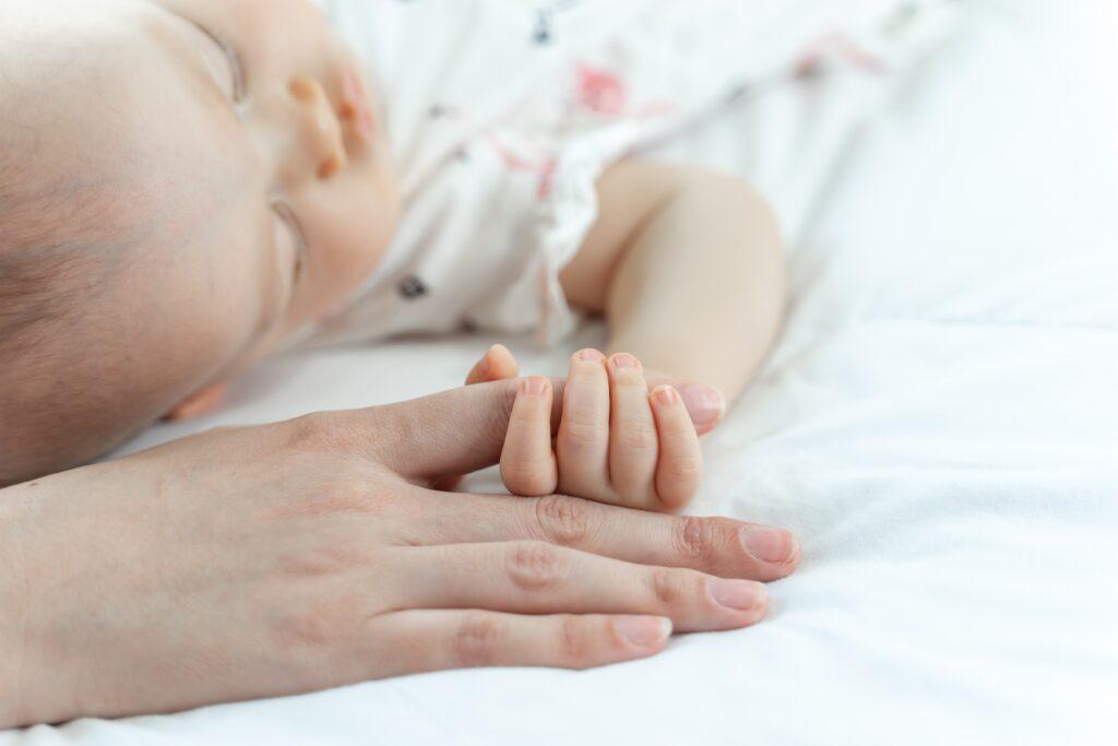 bebé dormir verano