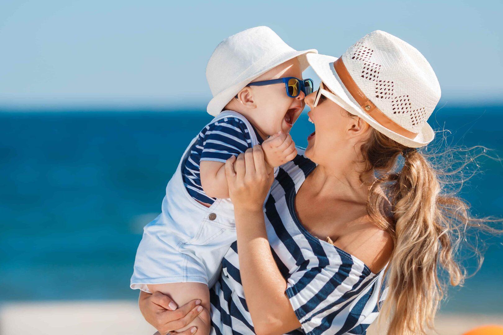 ¿Cómo afrontar los meses de verano con tu bebé?