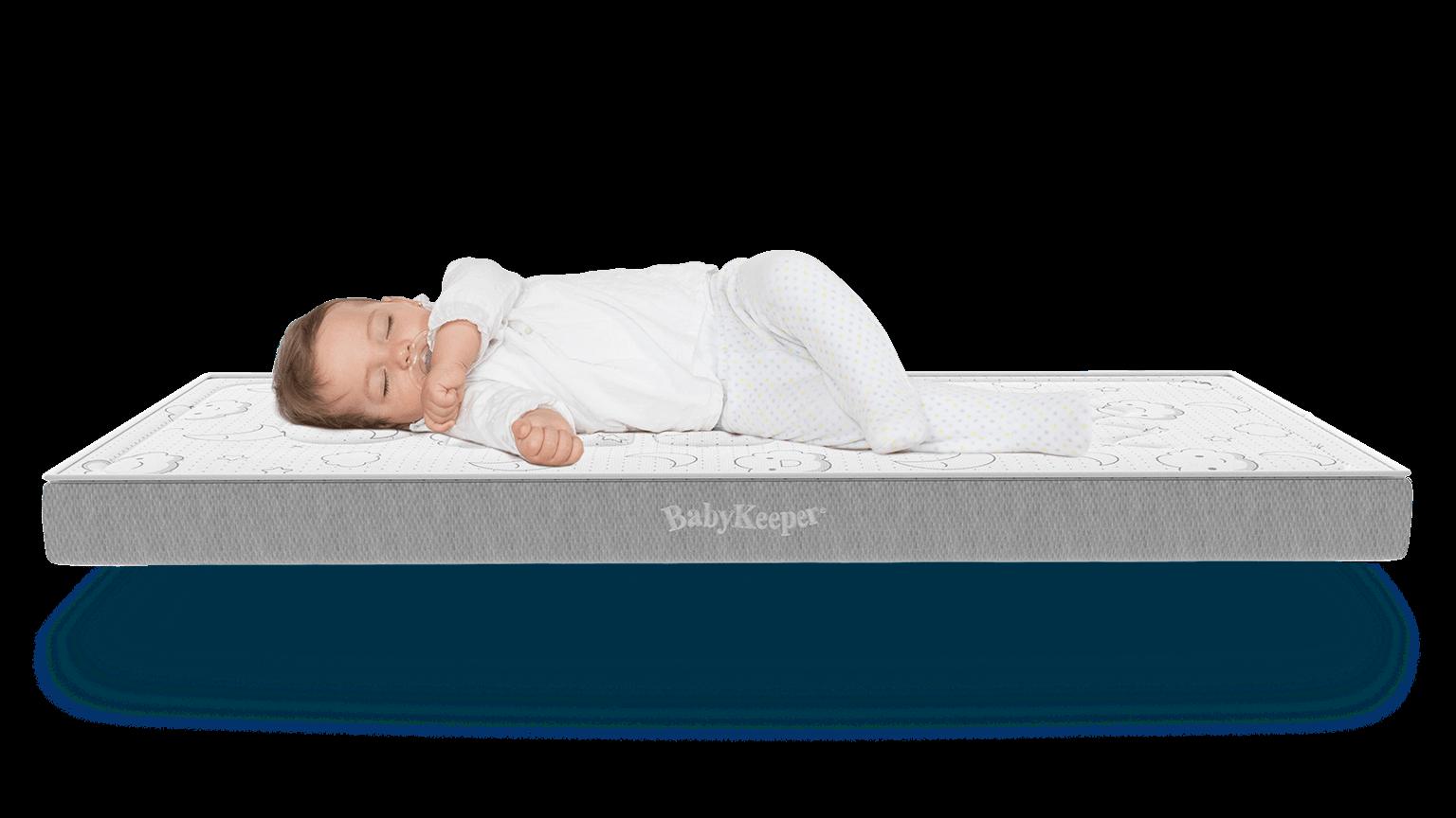 Frontal colchón de cuna BabyKeeper Pro