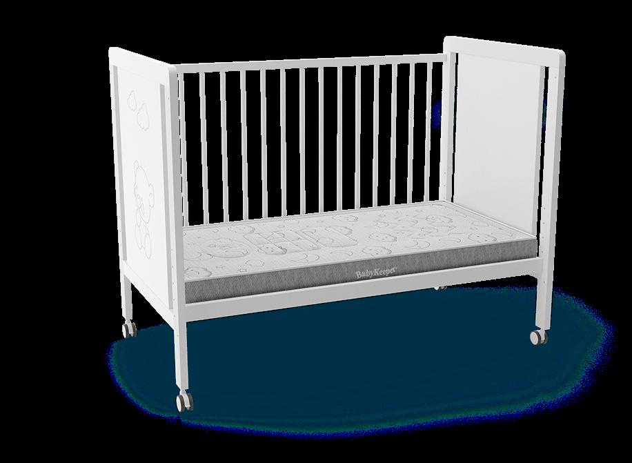 colchón de cuna BabyKeeper Pro